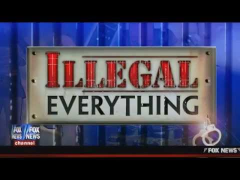 Illegal Everything - You Are Probably a Felon and Don't Know It!