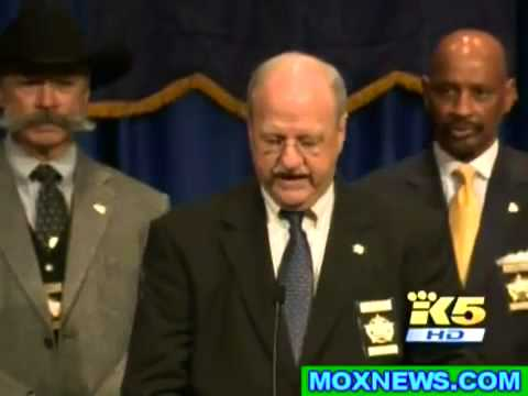 National Sheriff's Association: We Will Not Support Unconstitutional Gun Control Laws