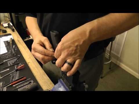 AR15 Build:  Lower Receiver & Buffer Tube with Kevin Nokes!