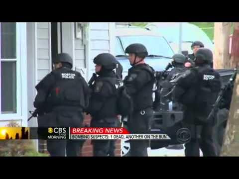 The Boston Police State Experiment, Complete Success