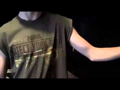 Teen Arrested - Pro-Second Amendment shirt turns in to fight over First Amendment