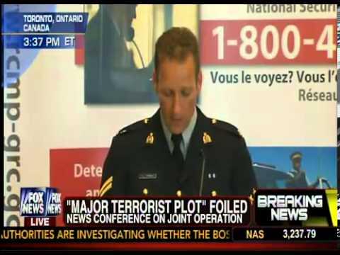 Canada Foils Iran Terror Plot ✖
