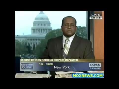 Back to Back C-span callers - Boston Marathon Bombing  a false flag to take away more rights