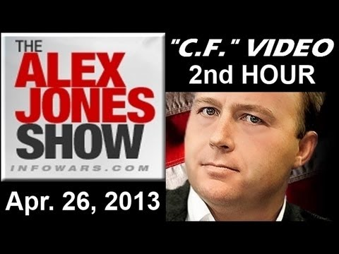 Ron Paul, Sibel Edmonds on Alex Jones today:(2nd HOUR-VIDEO Commercial Free) Friday, April 26 2013: