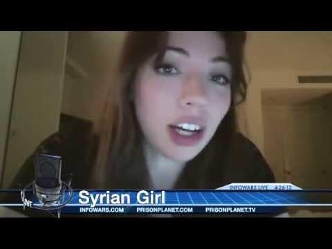 Syrian Girl: U.S. Ignoring FSA's WMD Use