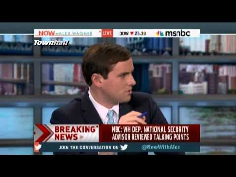 "MSNBC Turns On Obama?  : ""Benghazi A Cover-up"", ""Clintonian""-- There's Risk of ""Impeachment"""