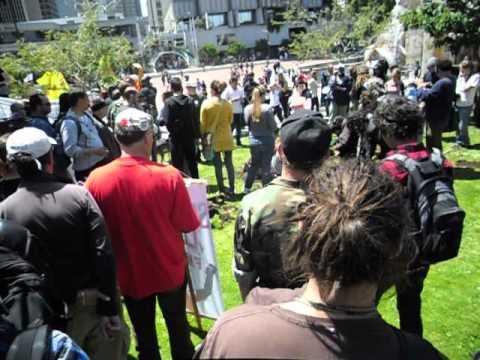 March against Monsanto San Francisco
