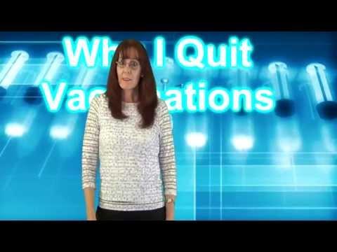 Why I QUIT Vaccinations- Unplug The Matrix