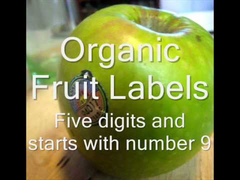 How to read Genetically Modified foods labeling