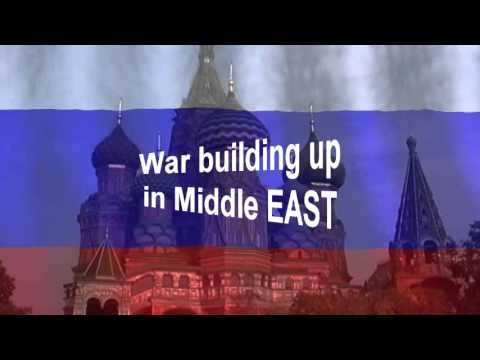 War Building Up In Middle East Between Russia and Israel?- Unplug The Matrix