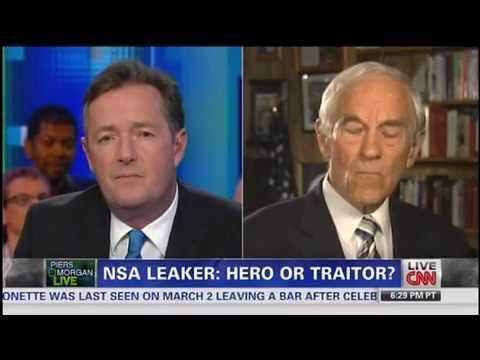 Ron Paul Blasts NSA Defenders: Surveillance Destroying Constitution, You're Justifying Dictatorship