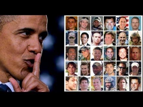 Obama's SEAL Team 6 Coverup