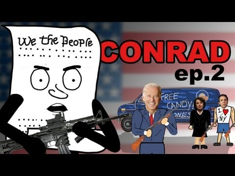 Conrad the Constitution (Episode 2)