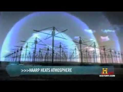 The Military's Mystery Machine - Haarp Weather Modification Technology in Alaska