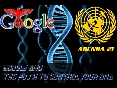Leuren Moret - Google And The Push To Control Your DNA Part 1 of 3