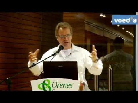 "Andreas Kalcker MMS conference ""Forbidden Health"" English audio"