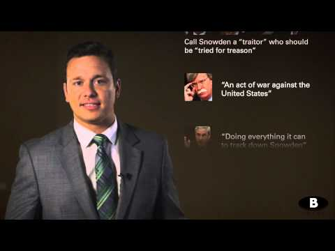 Full Disclosure Pilot Episode with Ben Swann: On the NSA's Criminal Activity.- pilot clip