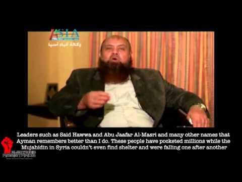 Ex-Terrorist: Al Qaeda In Syria being led By CIA - VIDEO