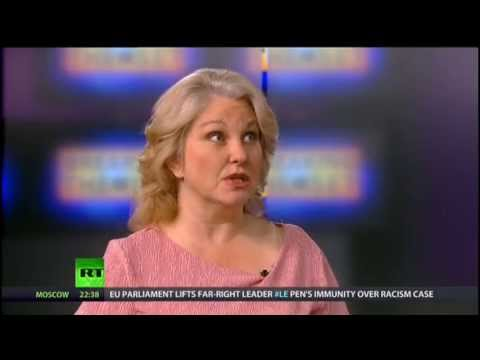 CIA 9-11 Whistleblower Susan Lindauer Interview