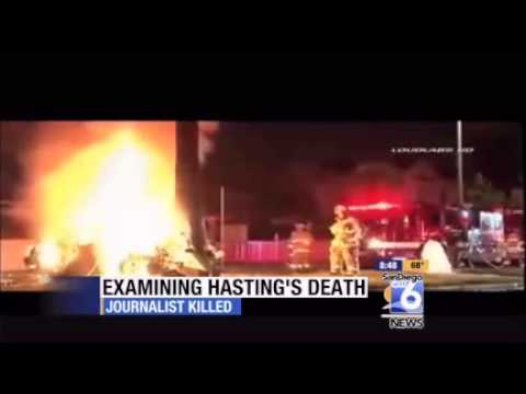 San Diego 6 - Investigative report on Michael Hastings crash
