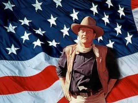 John Wayne and the Pledge of Allegiance