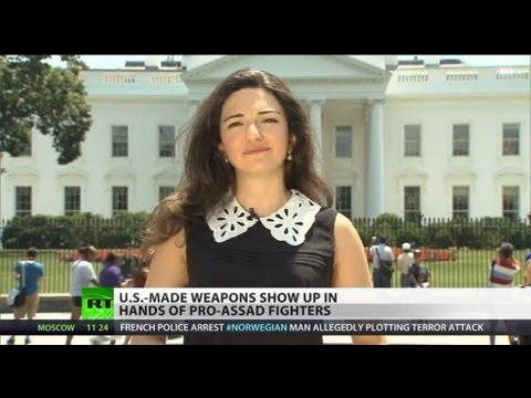 US weapons show up in hands of pro-Assad fighters