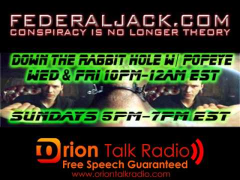 Down The Rabbit Hole w/ Popeye (10-28-2011) Mark Passio: Occult Knowledge, Satanism & More