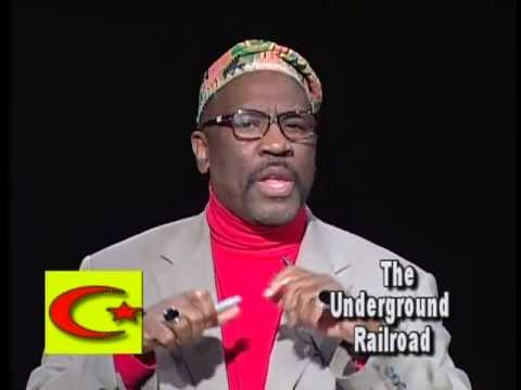 THE MAYOR OF BLACK TOWN  THE UNDERGROUND RAILROAD