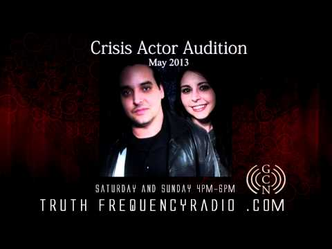 Crisis Actor Studio Prepares For FEMA & DHS Event At Denver International Airport