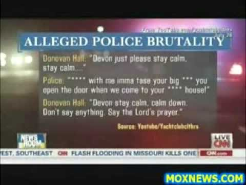 """THIS IS WHAT A POLICE STATE LOOKS LIKE! """"YOU Open The Door When We Come To YOUR F*cking House!"""""""