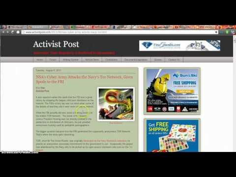 Climate, Solar Flip & NSA Terror News 8/7/2013
