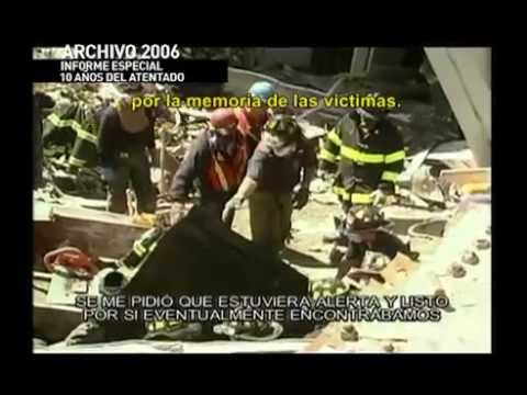 9/11 Kurt Sonnenfeld: The man behind the camera 9/11 witness.-with Spanish subtitles.
