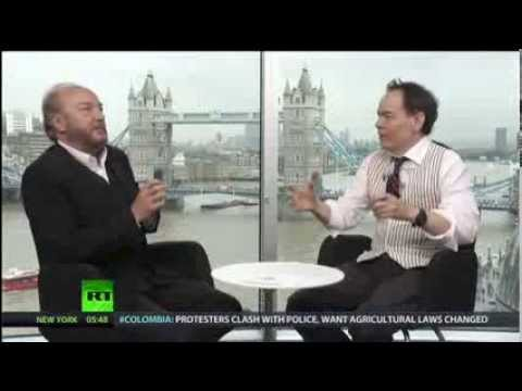 'The Killing Of Tony Blair' -George Galloway & Max Keiser