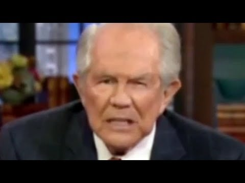 Pat Robertson Suggests Gays With AIDS Wear Rings To Cut, Infect Others