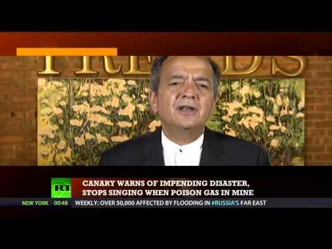 Gerald Celente - The Truthseeker - RTTV - August 25, 2013