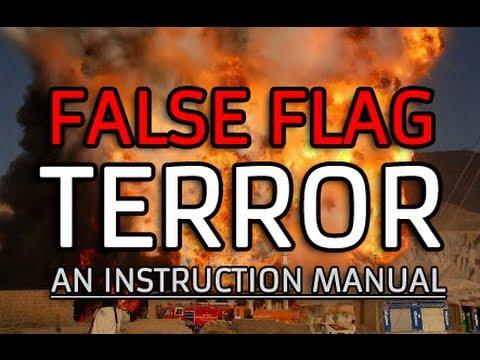 False Flag Terror and Revolution: An Instruction Manual w/ StormCloudsGathering