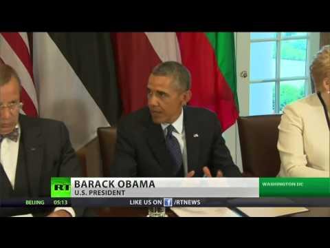 Obama on Syria vs. Bush on Iraq