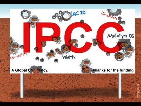 The IPCC Exposed