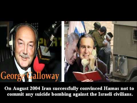 George Galloway hits a Zionist with facts. (Must Watch)