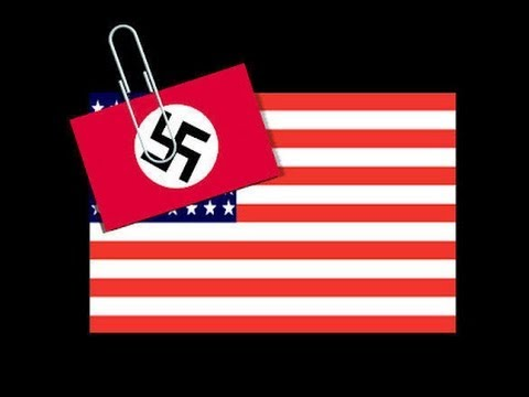Hitler did not lose the war . USA VS USA Citizens . Hitler would have loved our new Technology . NWO