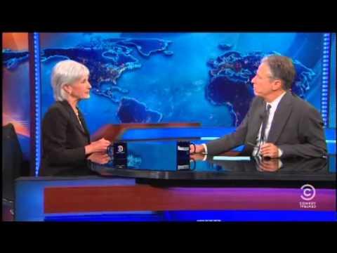 Video: Jon Stewart rips Sebelius over ObamaCare