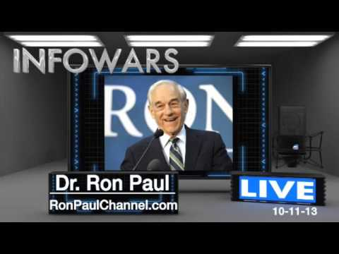 Ron Paul Warns of Martial Law and Economic Collapse