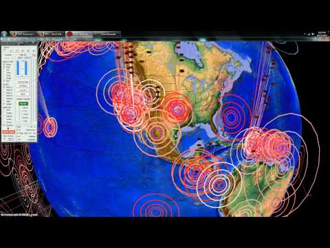 10/14/2013 -- 7.3M Earthquake in the Philippines + Global Earthquake Overview