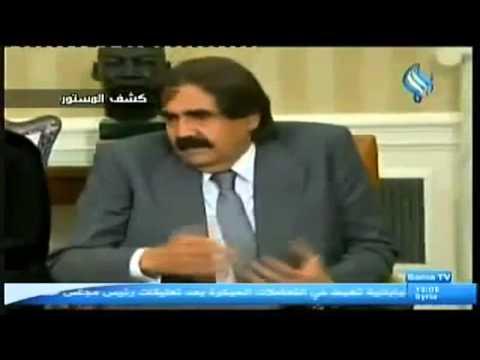قناة سما الفضائية - كشف المستور 20 - 06 - 2013 أمير قطر | القصة الكاملة | الجزء الثاني