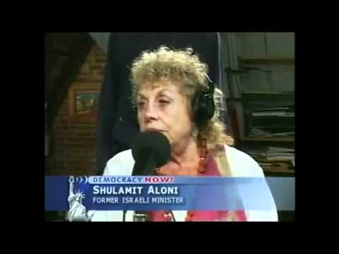 Israeli Minister We always use the anti-Semitism trick or bring up the Holocaust.mp4