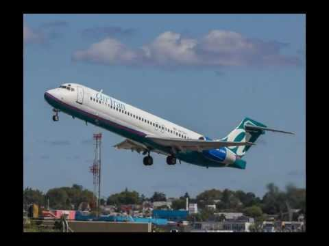 AIRTRAN Airways Caught Spraying Aerosol Pollution Over North Florida