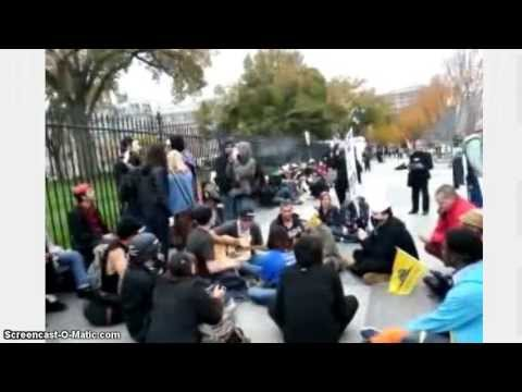Cops Infiltrate & Incite Million Mask D.C. March - Arrests Reported