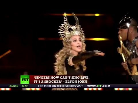 The Truthseeker: Lip-syncing Madonna 'should be shot' (E27)