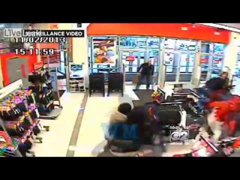 Flash Mob Robberies Chicago
