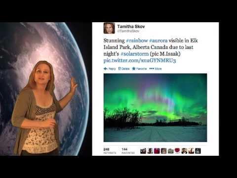 Solar Storm Forecast 11-12-2013